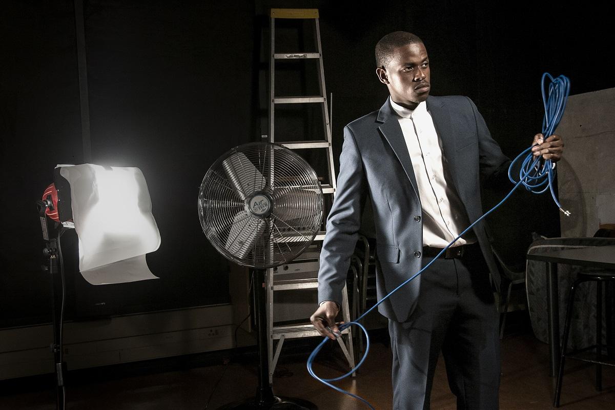 Comedian in Gauteng Eureka Nkese