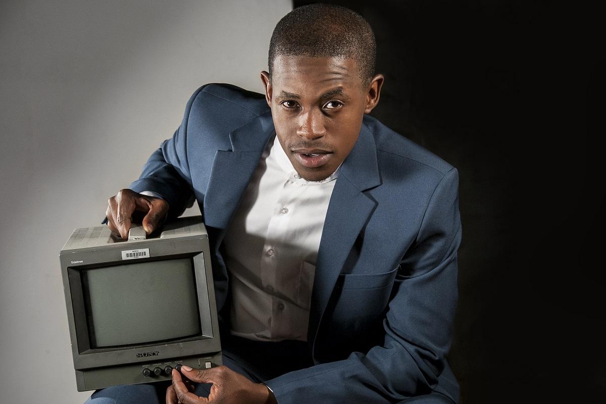 Comedian in Pretoria Eureka Nkese